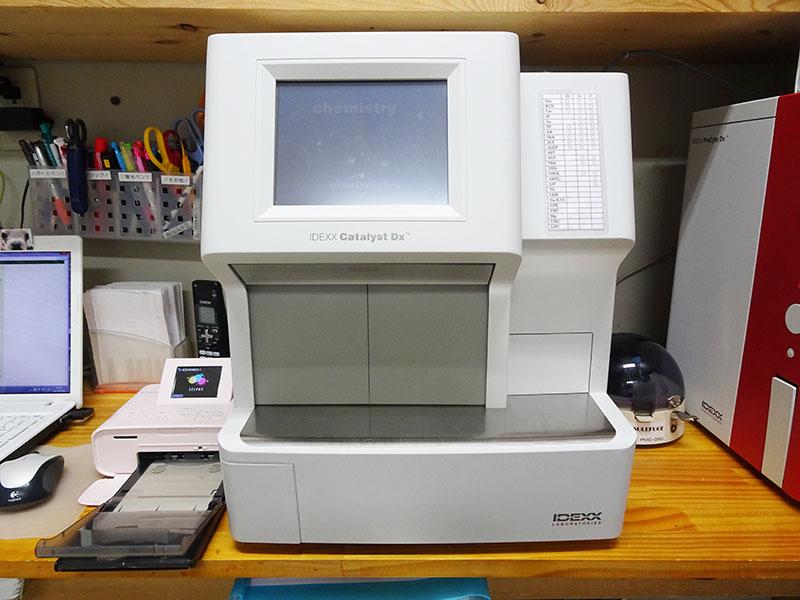 生化学検査機