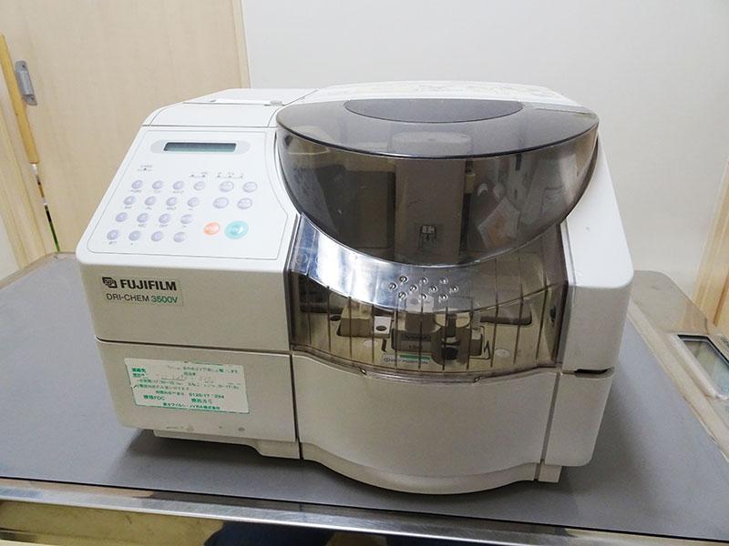 生化学検査機2