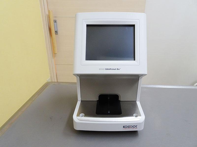 ホルモン測定装置